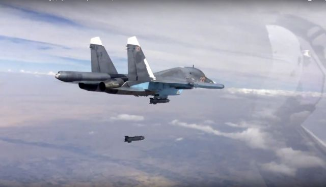 Εντείνονται οι ρωσικές επιδρομές στη Συρία - αποκλείει χερσαία επέμβαση ο Πούτιν   tanea.gr