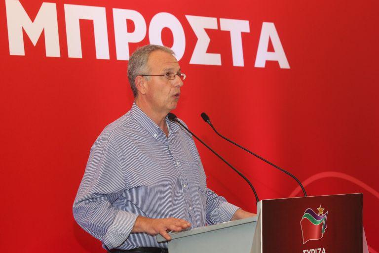 Νέος γραμματέας της ΚΕ του ΣΥΡΙΖΑ ο Παναγιώτης Ρήγας | tanea.gr