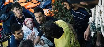 Σύρια πρόσφυγας γέννησε δίπλα στην βάρκα που τη μετέφερε στην Λέσβο | tanea.gr