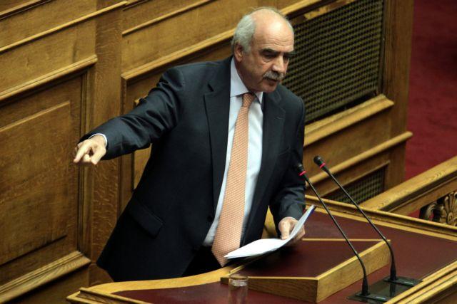 Μεϊμαράκης: «Καταψηφίζουμε το νομοσχέδιο με τα προαπαιτούμενα που είναι πολιτική απάτη» | tanea.gr