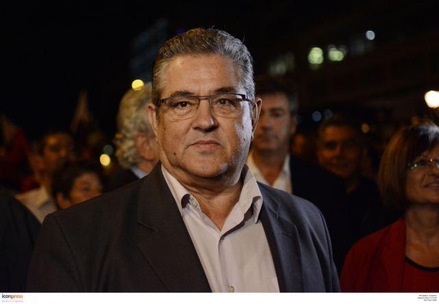 Κουτσούμπας: Να μην γίνουμε χώρα λειτουργίας τεράστιων καταυλισμών   tanea.gr