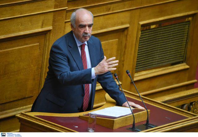 Μεϊμαράκης: «Να αποσυνδεθεί η ανακεφαλαίωση από την αξιολόγηση» | tanea.gr