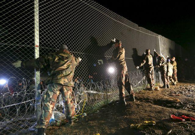 Η Ουγγαρία έκλεισε τα σύνορα με την Κροατία | tanea.gr