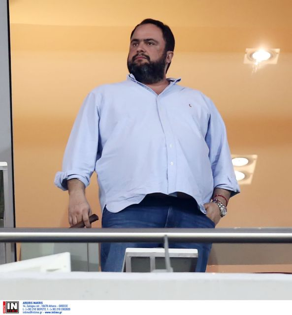 Μαρινάκης: «Η σημερινή ΑΕΚ δεν είναι μεγάλη ομάδα, αλλά ιστορική» | tanea.gr