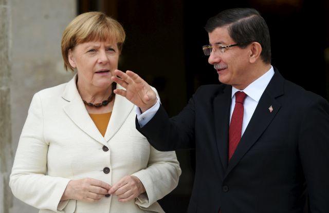 Έφτασε στην Κωνσταντινούπολη η Άνγκελα Μέρκελ για συζητήσεις με τους Τούρκους ηγέτες | tanea.gr