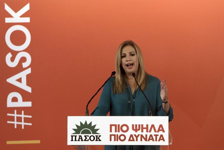 Να μην υποχωρήσει από την πλήρη προστασία της πρώτης κατοικίας καλεί την κυβέρνηση η Φώφη Γεννηματά | tanea.gr
