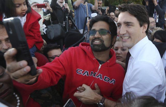 Στις κάλπες οι Καναδοί για να εκλέξουν πρωθυπουργό   tanea.gr