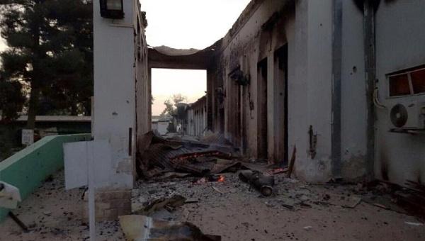 ΗΠΑ: Εισέβαλαν με άρμα μάχης στο νοσοκομείο που είχαν βομβαρδίσει   tanea.gr