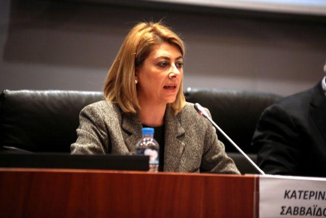 Με υπόμνημα έδωσε εξηγήσεις στη Δικαιοσύνη η Σαββαΐδου   tanea.gr