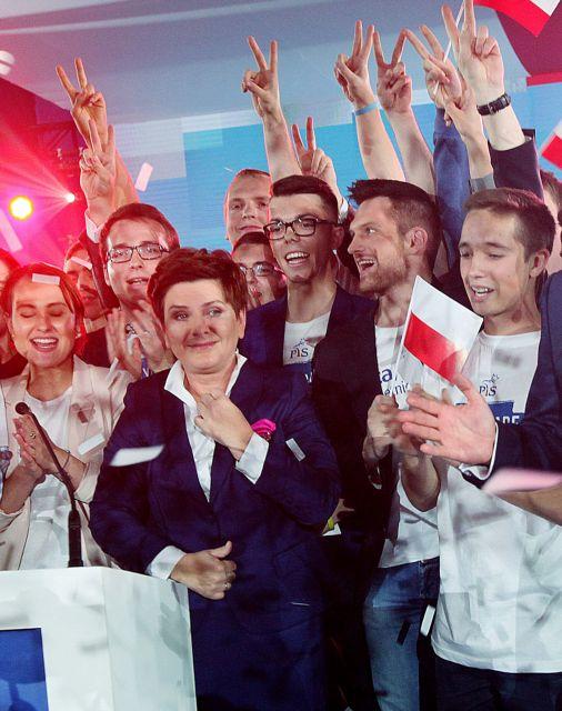 Ετοιμη για δεξιά στροφή η Πολωνία | tanea.gr