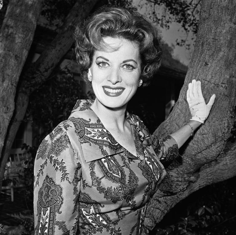 Αποχαιρετώντας τη Μορίν Ο' Χάρα (1920 – 2015   tanea.gr