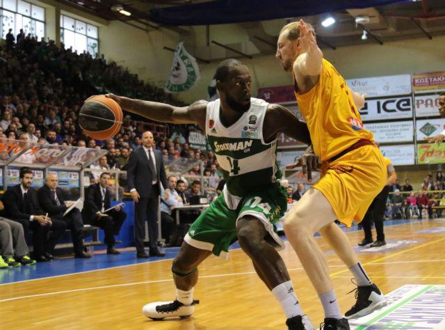 Α1 μπάσκετ: Ο Παναθηναϊκός «καθάρισε» στο β' μέρος το Ρέθυμνο | tanea.gr