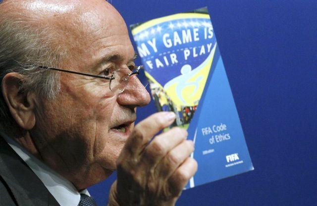 ΟΛΟΙ ΘΕΛΟΥΝ FIFA | tanea.gr