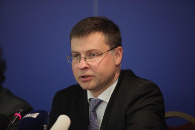 Για Ασφαλιστικό και εργασιακά διαμαρτυρήθηκαν οι κοινωνικοί εταίροι στον Ντομπρόβσκις | tanea.gr