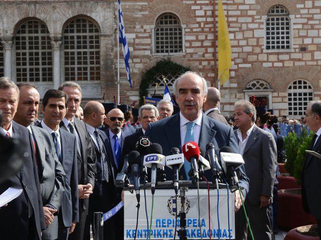 Μεϊμαράκης: «Η ΝΔ παραμένει όρθια απέναντι σε μια ανίκανη κυβέρνηση» | tanea.gr