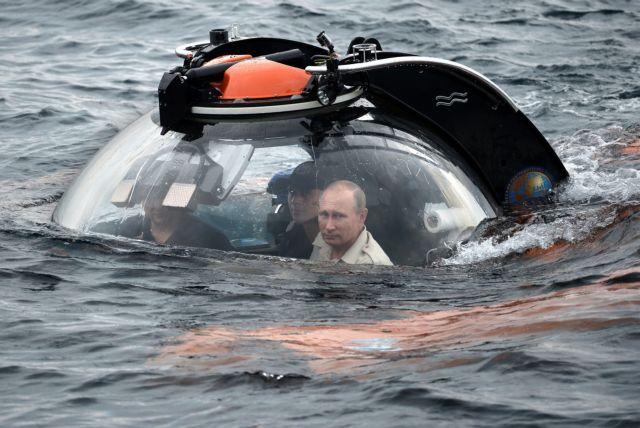Φοβούνται ότι οι Ρώσοι θα κόψουν τις αμερικανικές επικοινωνίες | tanea.gr