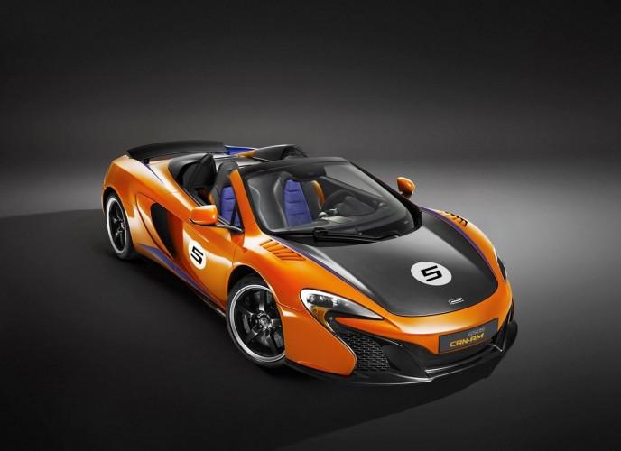 Η συλλεκτική McLaren 650S Can-Am Spider των 650 ίππων | tanea.gr