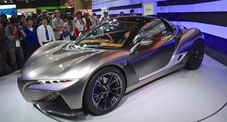 To πρώτο αυτοκίνητο από τη Yamaha! | tanea.gr