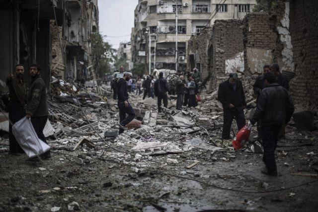 Στους 600 οι νεκροί στη Συρία από τους ρωσικούς βομβαρδισμούς   tanea.gr