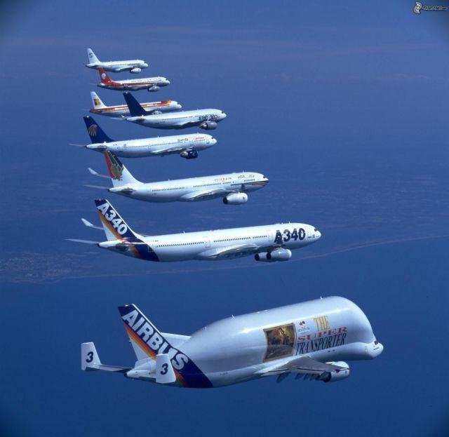 H Kίνα αγοράζει 130 Airbus | tanea.gr