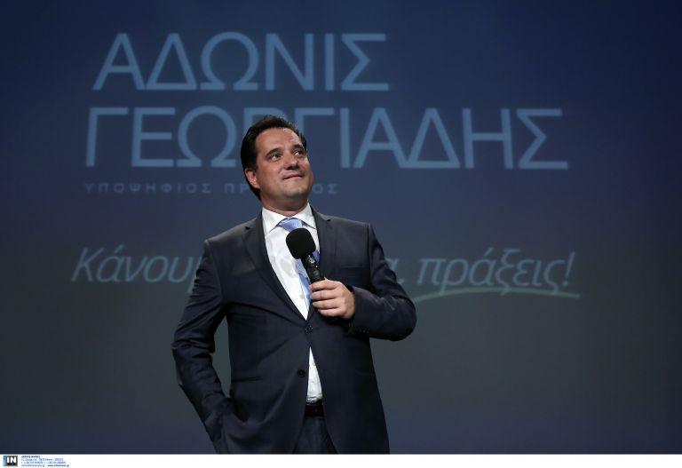 «Η μόνη παράταξη που μπορεί ν' αλλάξει την Ελλάδα είναι η Νέα Δημοκρατία», λέει ο Γεωργιάδης | tanea.gr
