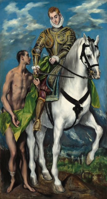 Ο Γκρέκο «επιστρέφει» στην Εθνική Πινακοθήκη | tanea.gr