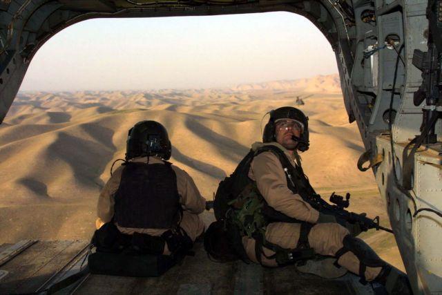 Παρατείνεται η στρατιωτική παρουσία των ΗΠΑ στο Αφγανιστάν πέραν του 2016 | tanea.gr