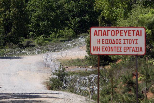 Χαλκιδική: Φωτιά σε δύο μηχανήματα έργων της «Ελληνικός Χρυσός» | tanea.gr