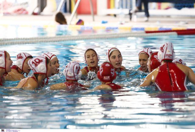 Πόλο: Τα κορίτσια του Ολυμπιακού κατέκτησαν το ευρωπαϊκό Σούπερ Καπ | tanea.gr