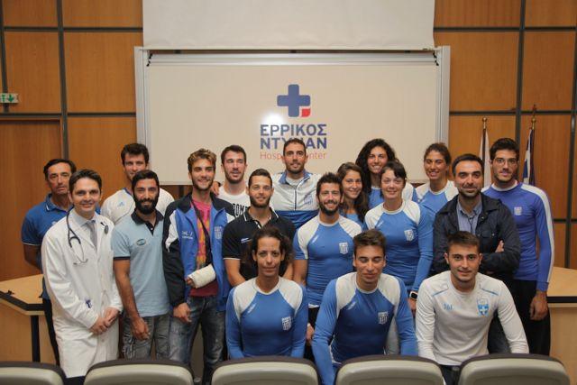 Εθνική ομάδα Κωπηλασίας: Ξεκίνησε η προετοιμασία για το Ρίο | tanea.gr