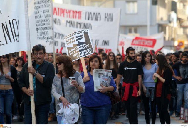 Συλλαλητήριο ΑΔΕΔΥ το απόγευμα - παναττική στάση εργασίας ΠΟΕ - ΟΤΑ | tanea.gr