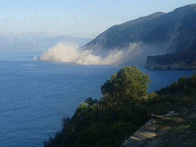 Ο σεισμός μετακίνησε 36 εκατοστά προς το Νότο τη Λευκάδα | tanea.gr