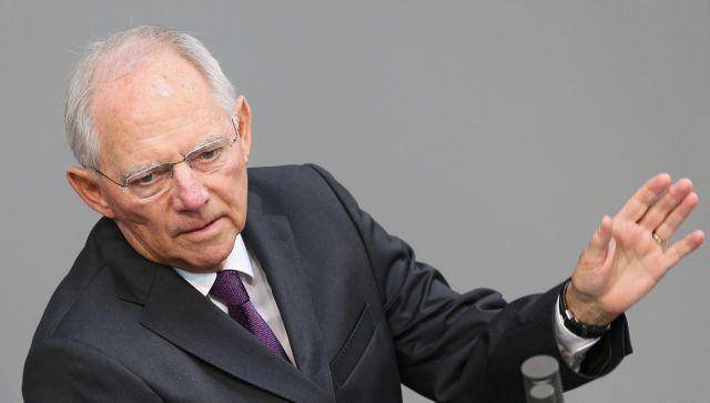 Βόλφγκανγκ Σόιμπλε: «Οι Έλληνες θα πρέπει να κοιτάξουν και πώς μπορούν οι ίδιοι να βελτιωθούν» | tanea.gr