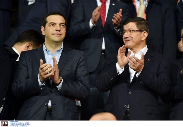 Αλέξης Τσίπρας σε Τούρκο Πρωθυπουργό: Ζωτικής σημασίας η μείωση προσφυγικών, μεταναστευτικών ροών | tanea.gr