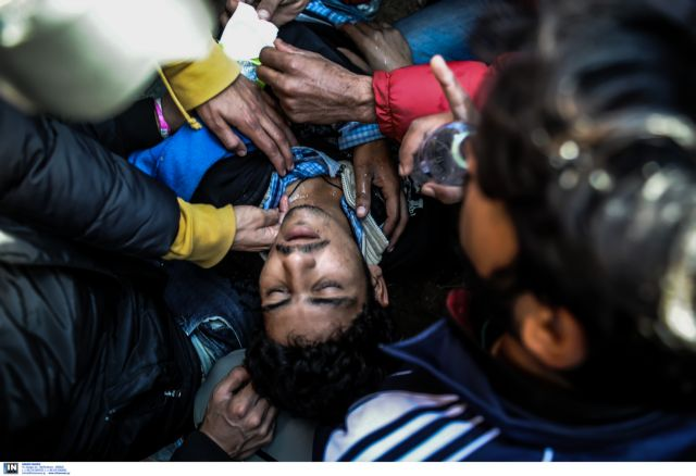 Εκρυθμη η κατάσταση στην Ειδομένη μετά τον θάνατο 22χρονου Μαροκινού | tanea.gr
