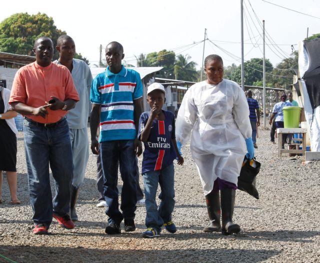 «Απαλλαγμένη» από Εμπολα η Γουινέα, ελπίδες και για τη Λιβερία   tanea.gr