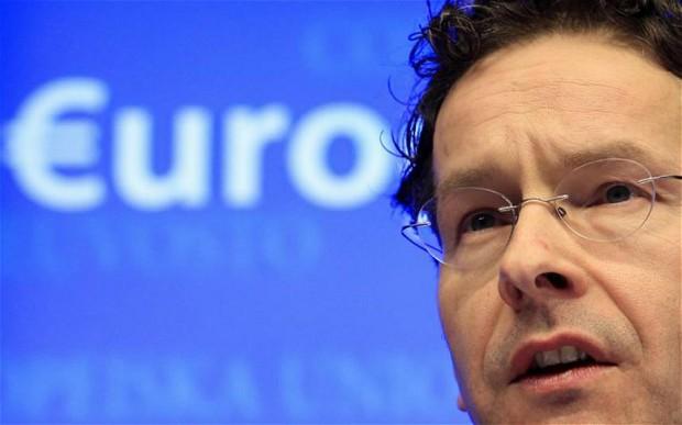 Ντέισελμπλουμ: Λιγότερα χρήματα θα χρειαστεί η Ελλάδα | tanea.gr
