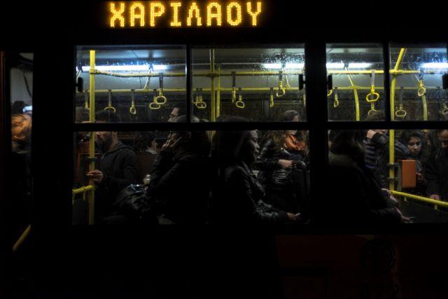 Νιρβάνα στις συγκοινωνίες και τραυματικά μακιγιάζ | tanea.gr