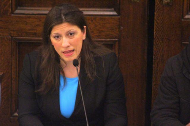 Κωνσταντοπούλου: Κατέθεσα μήνυση για την παραβίαση των γραφείων στην Βουλή | tanea.gr