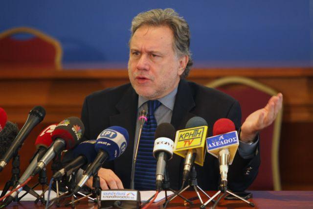 Κατρούγκαλος: «Η κυβέρνηση θα δώσει μάχη για τις επικουρικές» | tanea.gr