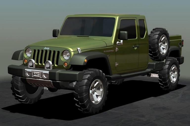 Ερχεται το αγροτικό Jeep   tanea.gr