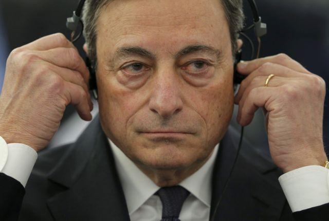 Ο Ντράγκι απέφυγε να απαντήσει για τη συμμετοχή της Ελλάδας στο πρόγραμμα ποσοτικής χαλάρωσης   tanea.gr