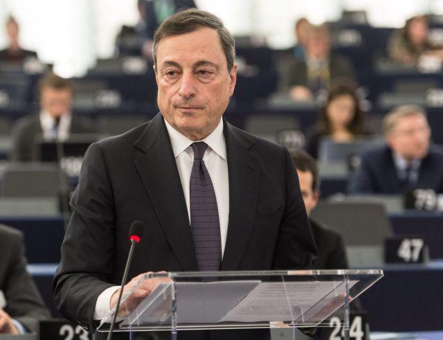 Ντράγκι: Πιθανή η αναθεώρηση της νομισματικής πολιτικής τον Μάρτιο | tanea.gr