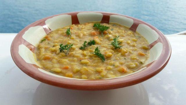 Ριζότο κολοκύθας με καρότο   tanea.gr