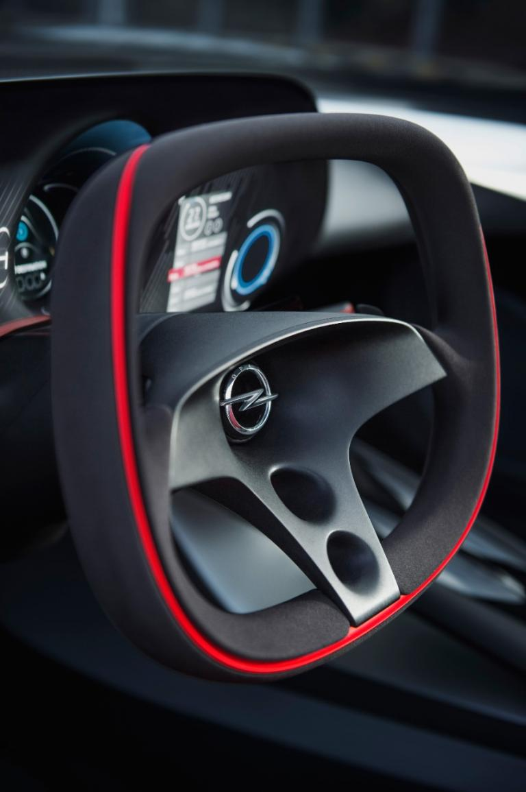 Το εσωτερικό από το νέο Opel GT   tanea.gr