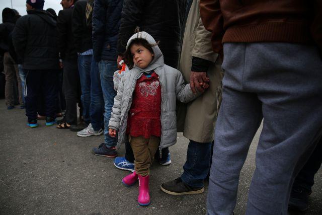 Επεισοδιακή η άφιξη των πρώτων προσφύγων στη Βέροια | tanea.gr