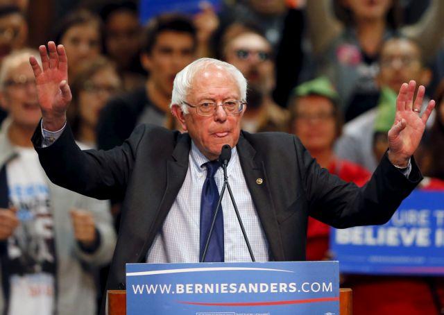 ΗΠΑ: Πολιτικά ενισχυμένος ο Μπέρνι Σάντερς έναντι της Χίλαρι Κλίντον   tanea.gr