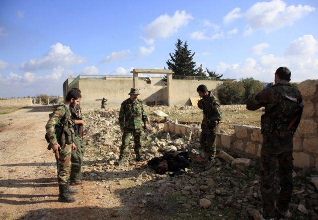 Συρία: 18 νεκροί από επιχειρήσεις βραχίονα της αλ Κάιντα στο Χαλέπι | tanea.gr