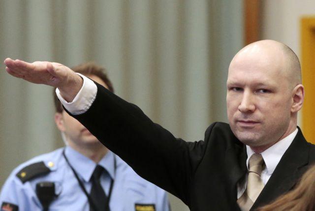 Νορβηγία: Δικαιώθηκε ο Μπρέιβικ για την «παραβίαση των ανθρώπινων δικαιωμάτων του»   tanea.gr