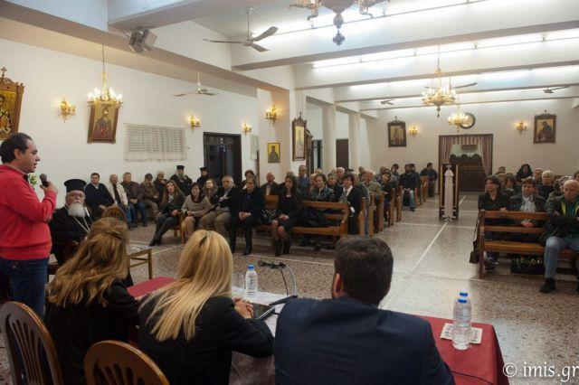 Στην Ιεράπετρα συνεχίστηκε η εκστρατεία ενημέρωσης και πρόληψης για την Άνοια από την «Αποστολή» | tanea.gr